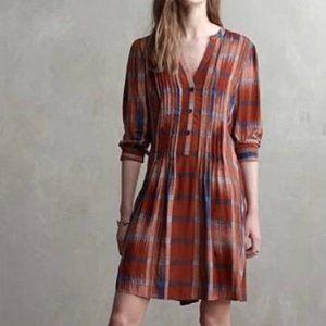 Anthropologie 11-1-Tylho Sao Paulo Shirt Dress
